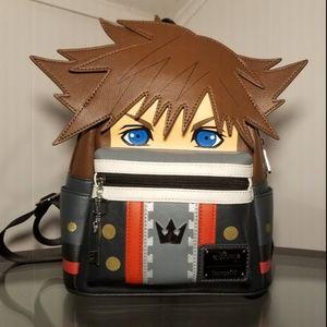 Disney Kingdom Hearts 3 Sora Loungefly backpack